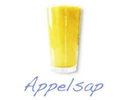 Appelsap 1 liter