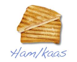 Tosti Ham/Kaas