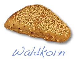 Broodje achterham - waldkorn